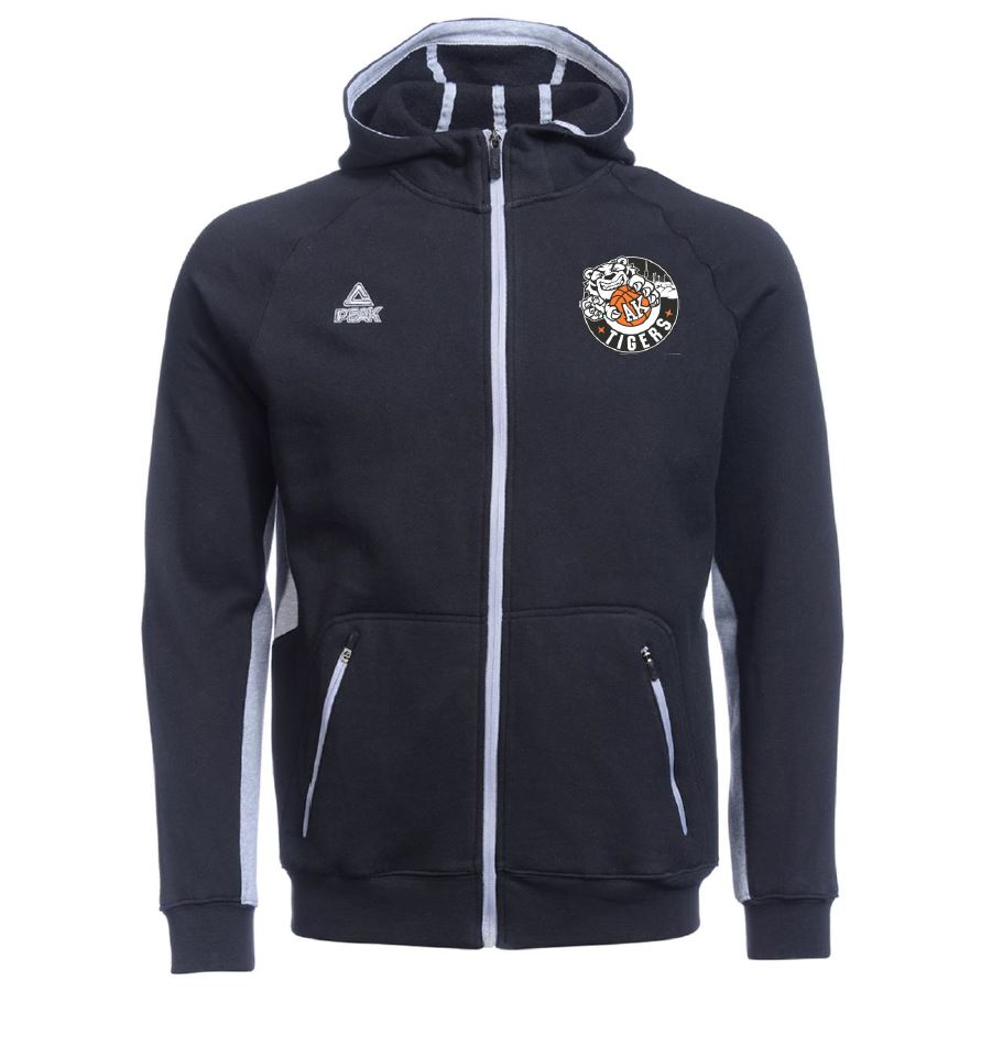 PEAK Zip Hoody AK Tigers