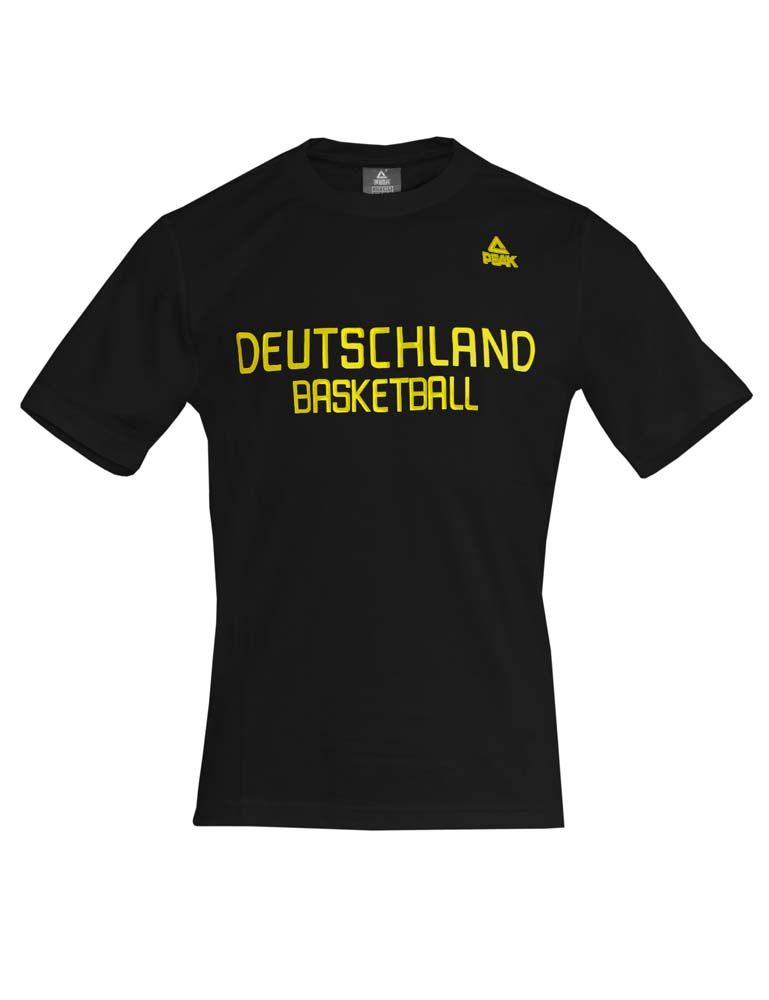 PEAK T Shirt Deutschland Basketball