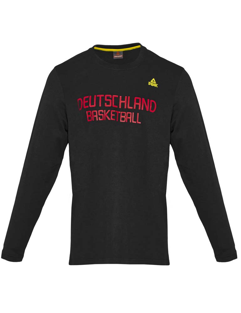 PEAK Longsleeve Deutschland Basketball