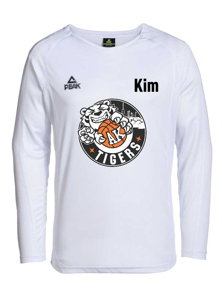 PEAK Longsleeve Shooting Shirt Energy AK Tigers