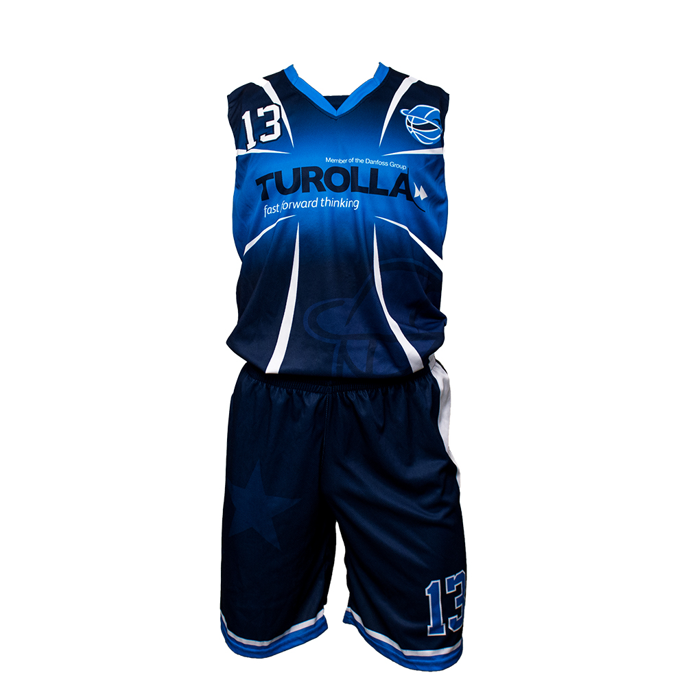 PZNL Trikot Set Men Basketball