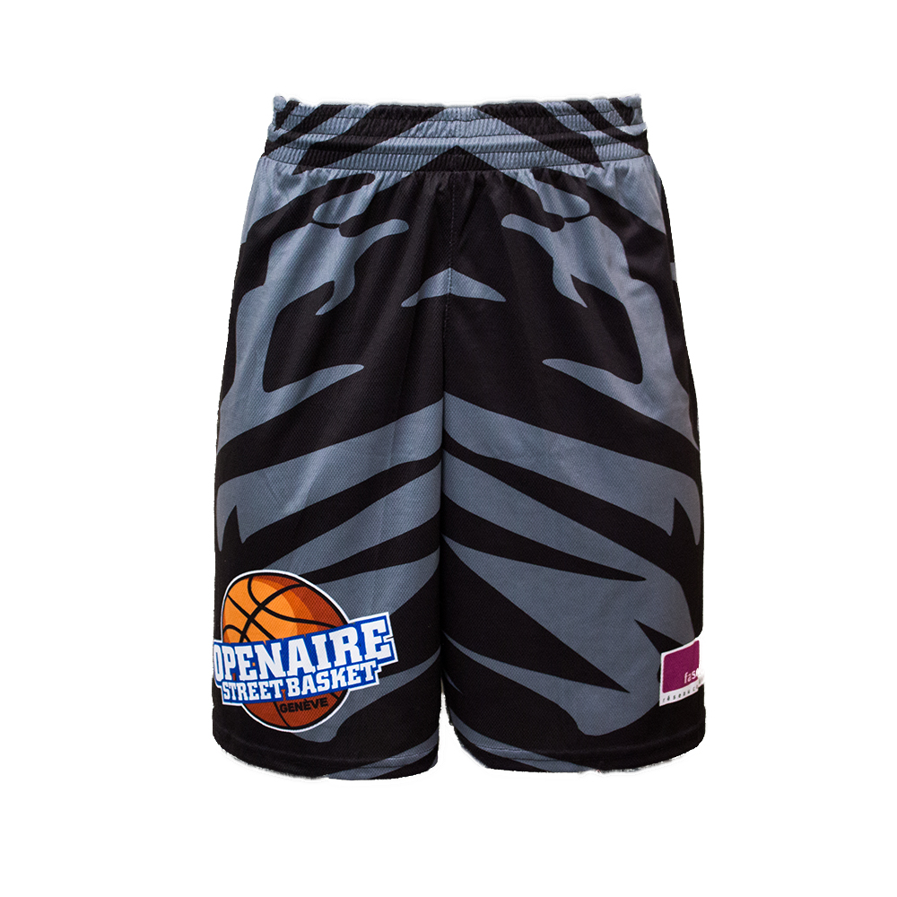 PZNL Reversible Short Men Basketball