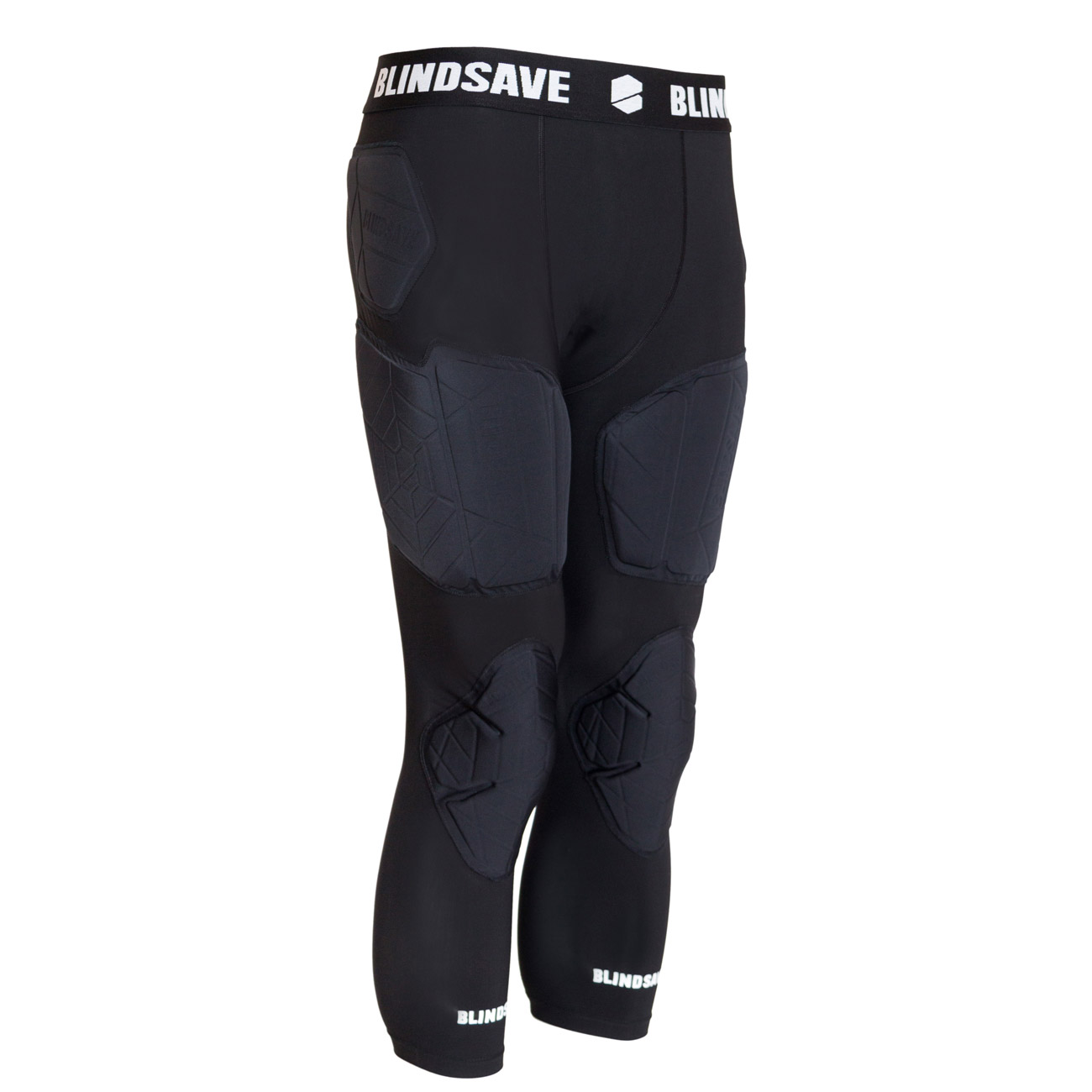 BLINDSAVE Protective 3/4 Tights FullProtection
