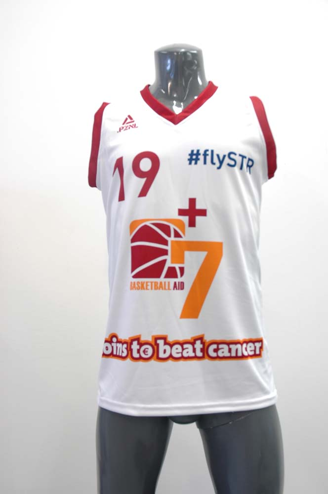 PZNL Jersey Woman One Basketball