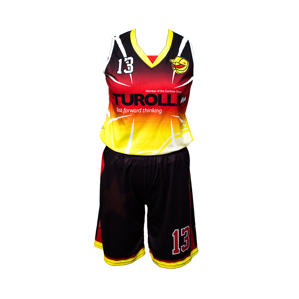 PZNL Trikot Set Women One Basketball