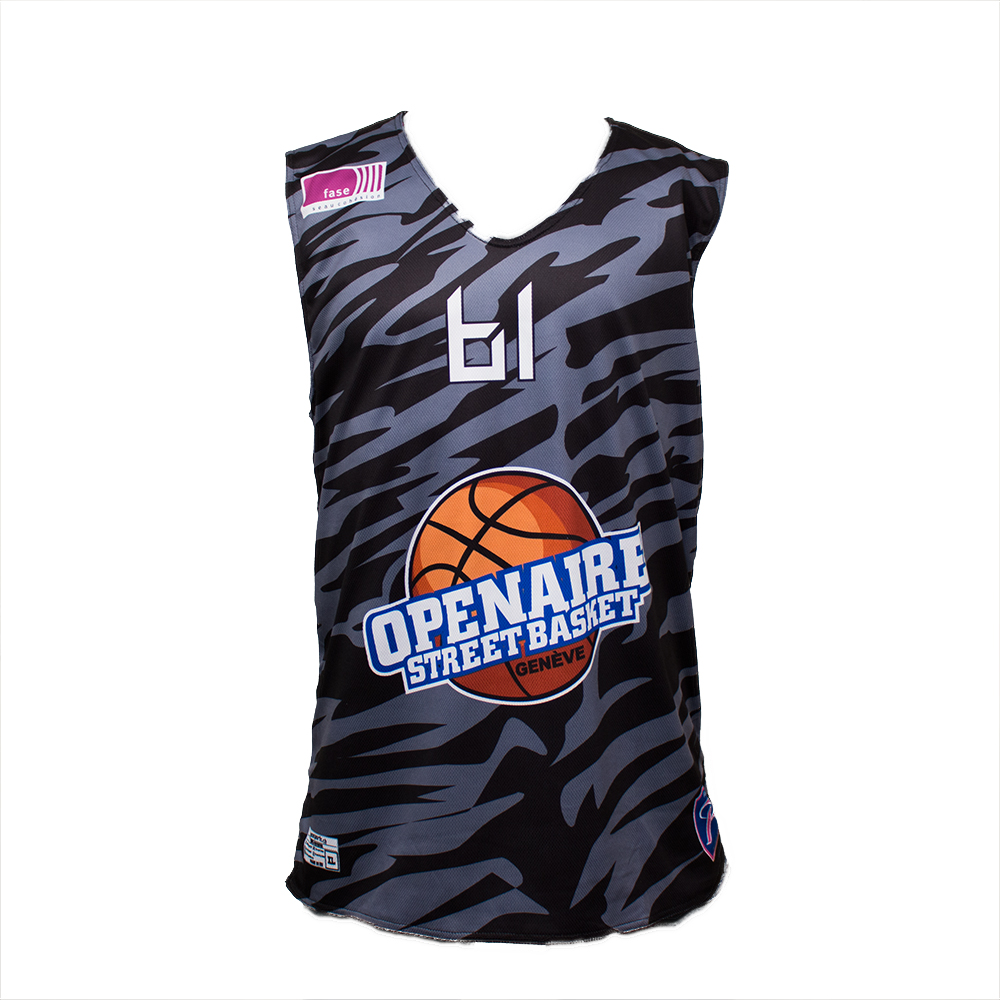 PZNL Reversible Set Basketball Double Shorts Men